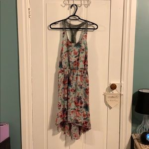 Charlotte Russe High-Low Dress